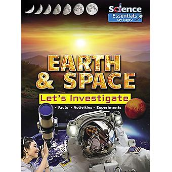 Earth and Space - Let's Investigate by Ruth Owen - 9781788560368 Book