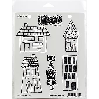 """Dyan Reaveley's Dylusions Cling Stamp Collections 8.5""""X7"""" - Startseite"""