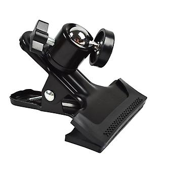 Clamp mount for GoPro Hero 4, 3+, 3, 2, 1