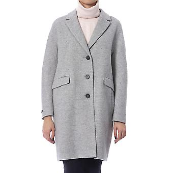 Winter Single Breasted Lined Coat