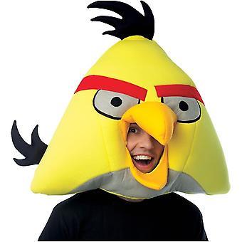 Angry Birds keltainen maski aikuisille