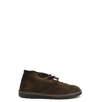 Golden Goose Ezbc011048 Men's Brown Suede Ankle Boots