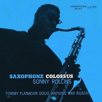Sonny Rollins - Saxophone Colossus [CD] USA import