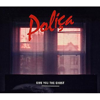 Polica - Give You the Ghost [CD] USA import