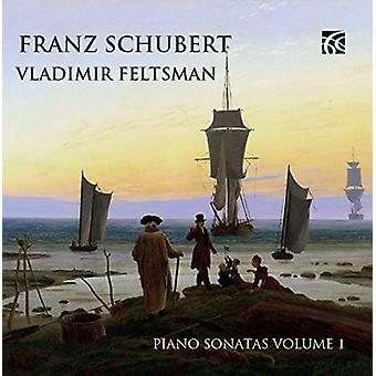 Schubert / Feltsman, Vladimir - Piano Music 1 [CD] USA import