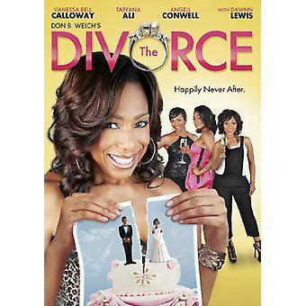 Divorce [DVD] USA import