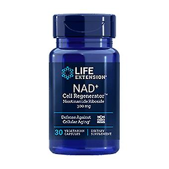 NAD+ Cell Regenerator™, 300 mg 30 plantaardige capsules