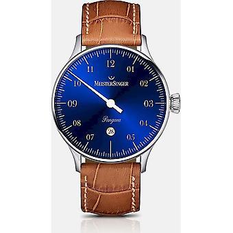 MeisterSinger - Montre-bracelet - Hommes - Automatique - Pangaea Date PMD908_SG01