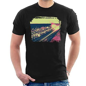 Motorsport Images Le Mans At Night Hommes-apos;t-shirt