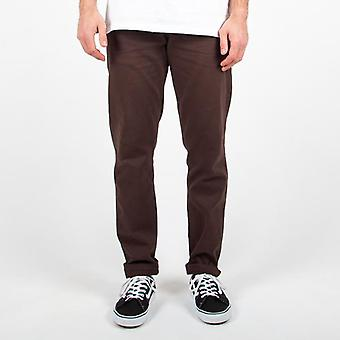 Passenger daily trousers - brown