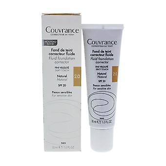 Couvrance Correction Fluid 2.0 30 ml of cream