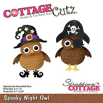 Scrapping Cottage Spooky Night Owl (Elites) (CC-531)