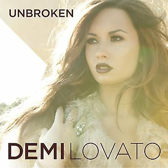 Demi Lovato - Unbroken [CD] USA import