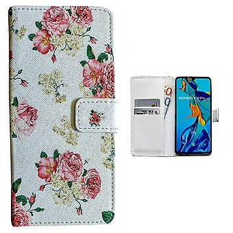 Huawei P30 Lite-leather case/cover