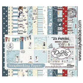DayKa Trade Mi Comunión Niño 12x12 Inch Paper Pack