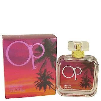 Simply Sun Eau De Parfum Spray By Ocean Pacific