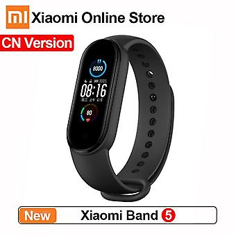 New Xiaomi Mi Bracelet With Touch Screen Fitness Tracker Bluetooth Support Waterproof Monitor Smart Wristbands