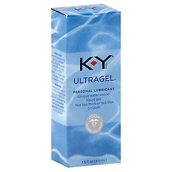 Lubrifiant personnel ultragel K-y, 1,5 oz *