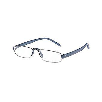 Leesbril Unisex Le-0163C Notarisblauwe sterkte +3,50