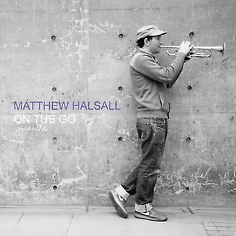 Matthew Halsall - On the Go [CD] USA import
