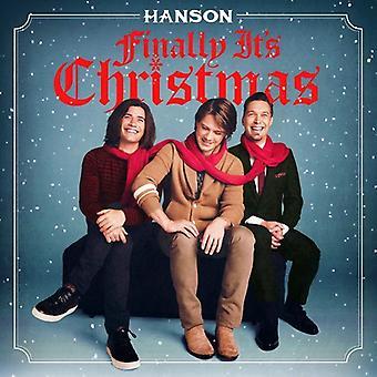 Hanson - eindelijk haar kerst [CD] USA importeren