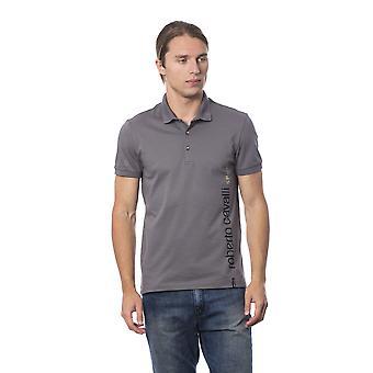 Roberto Cavalli Sport Men's T-Shirt Gris RO995456