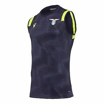 2020-2021 Lazio Sleeveless Training Shirt (Marine)
