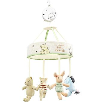 Rainbow Designs Hundred Acre Wood Winnie the Pooh Mobile