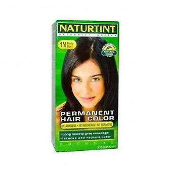Naturtint - Hair Dye Ebony Black 150ml
