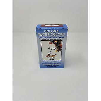 Colora Water Colours - Permanent hair colour - Auburn