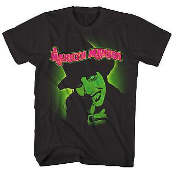 Marilyn Manson T Shirt Smells Like Children Album Art Marilyn Manson T-Shirt