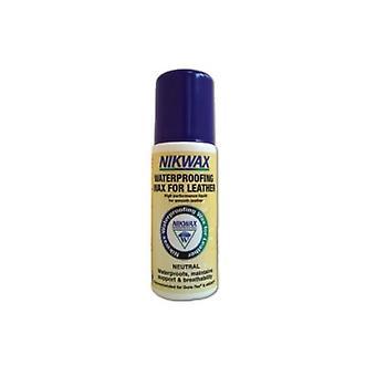 Nikwax Hydroizolacja Wosk do skóry wywozie wodne neutralne (125ml) -