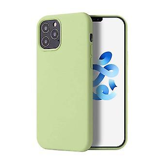 Stöttåligt mobilskal för iPhone 12/12 Pro Grön