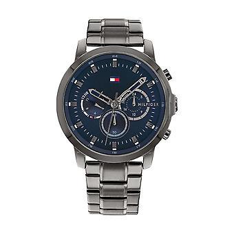Tommy Hilfiger Men's Watch 1791796 ACIER
