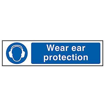 Scan Wear Ear Protection - PVC 200 x 50mm SCA5016