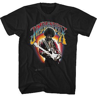 Electric Colors Jimi Hendrix T-Shirt