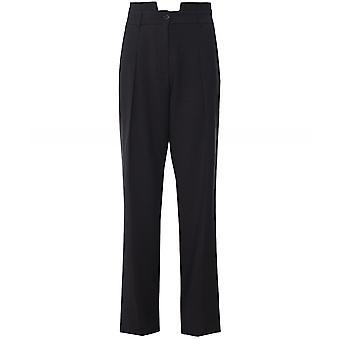 The Line Project Asymmetric Drape Trousers