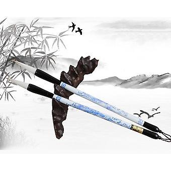 كتابة فرشاة، متعددة الشعر أداة الفن