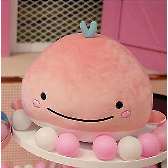 Cute Down Cotton Whale Plush Toy, Super Soft Dolphin Pillow -high Quality