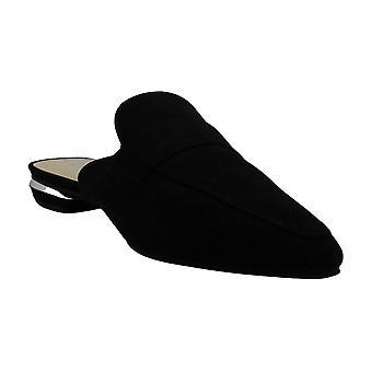 Bar III Women's Shoes Tya Fabric Pointed Toe Mules