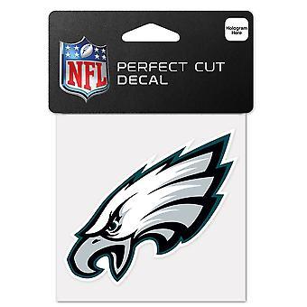 Wincraft autocollant 10x10cm - NFL Eagles de Philadelphie