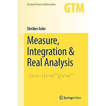 Meten, integratie en echte analyse (graduate texts in wiskunde)