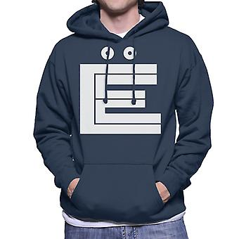Citro?n ? White Line Men's Hooded Sweatshirt