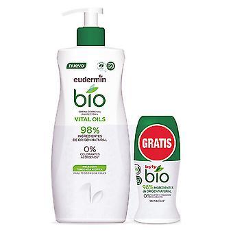 Personal Care Set Bio Natural Vital Oils Eudermin (2 pcs)
