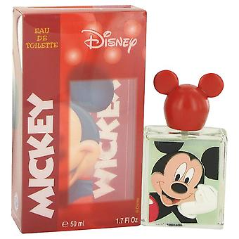 Mickey Eau De  Toilette Spray By Disney 1.7 oz Eau De  Toilette Spray