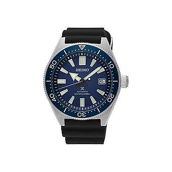 Seiko SPB053J1 Prospex Blue & Black Silicone Automatic Men's Diver's Watch