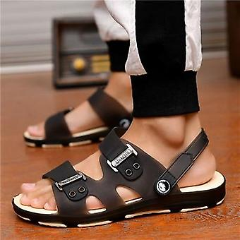 Male Fashion High Quality Plus Size Home & Beach Sandals Men Casual Durable