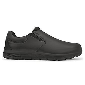 Shoes For Crews Womens/Ladies Cater II Leather Shoes