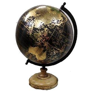 Globe vintage tre fot 34 cm