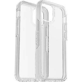 Otterbox Symmetry Clear + Alpha Glas Baksida täcka Apple Transparent